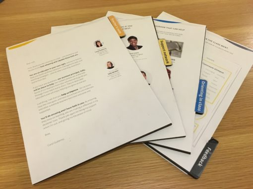 Redesigning the Sub Folder